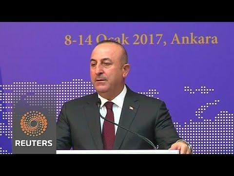 Turkey and Russia to invite U.S. to Syria talks: Turkish minister