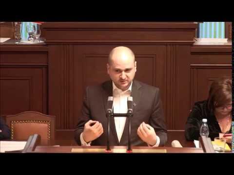 Ondřej Polanský - Interpelace na znělky na nádražích