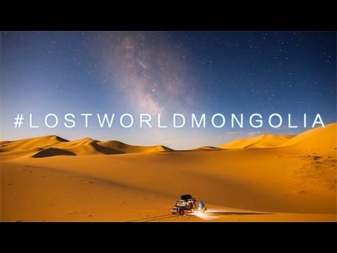 Аялагч Denis Frantsouzov-Монголын тухай