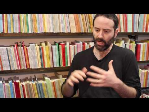 Dan O'Brien on producing The Body of An American