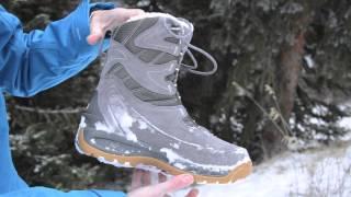 Vasque Pow Pow Ultradry Review - YouTube
