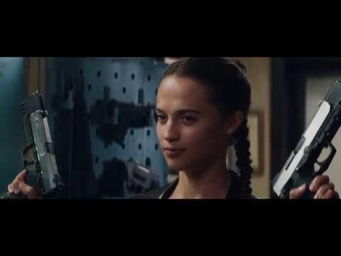 Tomb Raider - i biograferne marts 2018