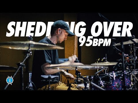 Shedding over 95bpm // Daniel Bernard