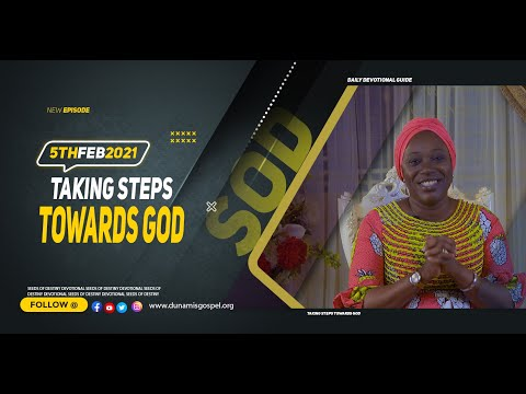 Dr Becky Paul-Enenche - SEEDS OF DESTINY  FRIDAY FEBRUARY 5, 2021