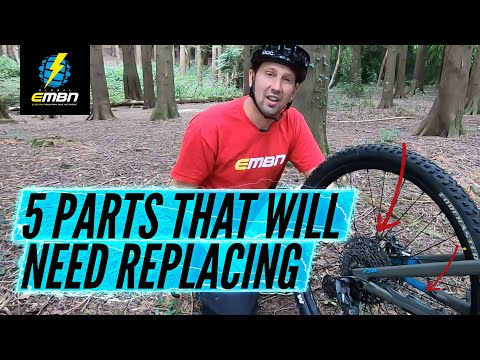 5 Components That You Will Need To Replace On Any E Bike