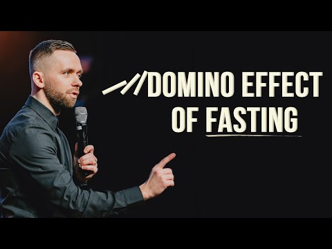 Domino Effect of Fasting - Keys to Fasting   Pastor Vlad
