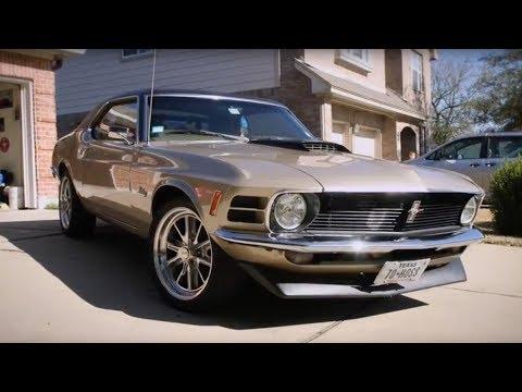 1970 Ford Mustang: the hoss -- /WHEEL LOVE