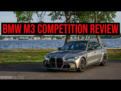 2021 BMW M3 Competition | How Much Better Than The Regular M3?