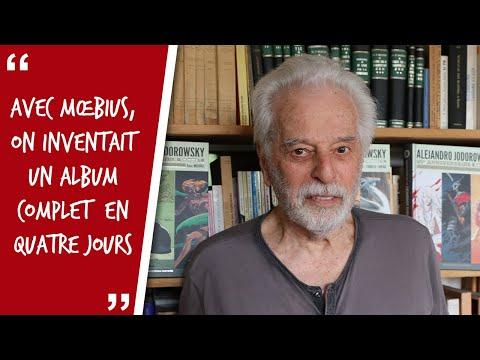 Vidéo de Alejandro Jodorowsky