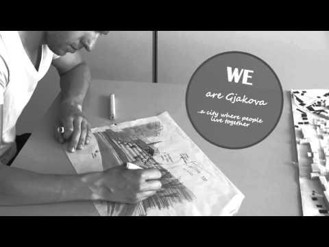 Europan 13, Pur pure - We are Gjakova