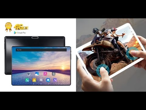 Tablet 10 Core Dual SIM 4G LTE FDD13.0 MP GPS Android 9.0 2560*1600 10.1 inch 2.5D Glass Screen
