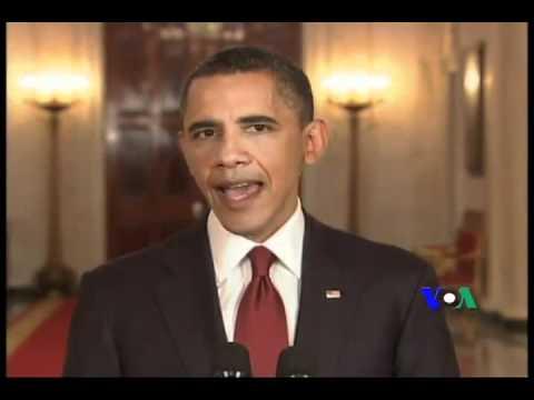 Trùm khủng bố Osama bin Laden đã chết (VOA)