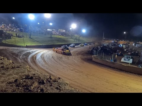 602 Late Model at Winder Barrow Speedway September 4th 2021 - dirt track racing video image