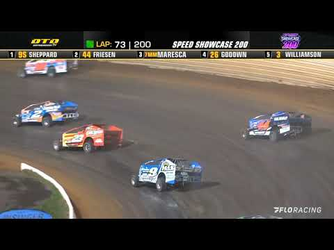 Short Track Super Series (10/16/21) at Port Royal Speedway - dirt track racing video image