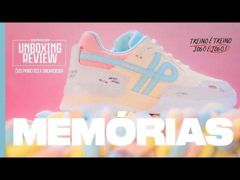 A Nova Colab ÖUS X SneakersBR | UNBOXING+REVIEW ÖUS Phibo 1123 'Memórias'
