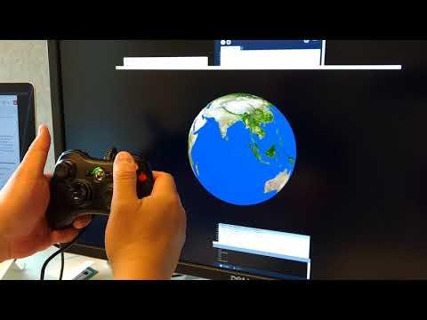Control the globe