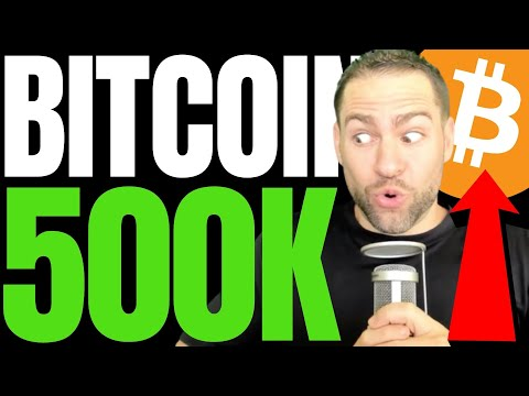 INVESTMENT GIANT THE MOTLEY FOOL PREDICTS $500K BITCOIN TARGET AND ADDING BTC TO ITS BALANCE SHEET!!