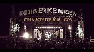 India bike week - paperqueen , HipHop