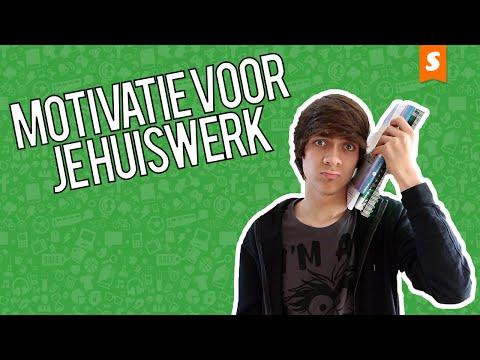 Schoolhacks | Hierrr is je huiswerkmotivatie!