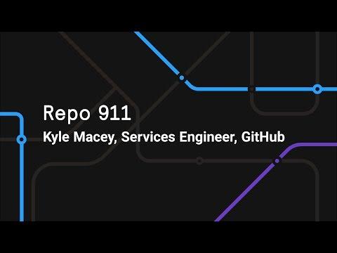 Repo 911 - Git Merge 2017
