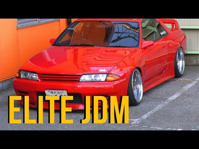 Top 10 carros JDM