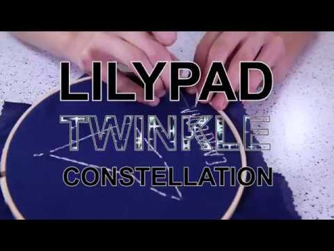 LilyPad Twinkle Constellation