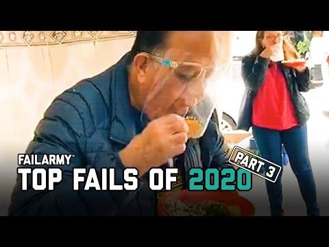 Top 100 Fails of the Year Part 3 (2020)   FailArmy