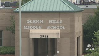 Glenn Hills Middle student facing charges after violent incident caught on video
