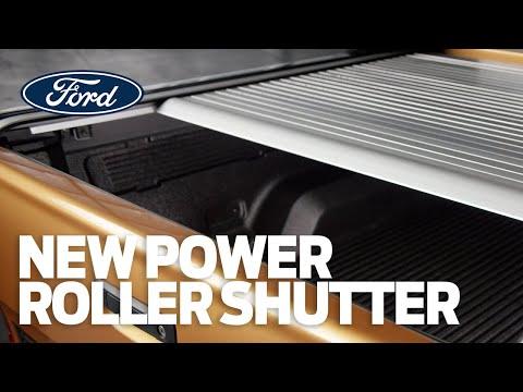 New Power Roller Shutter | Ford Ranger