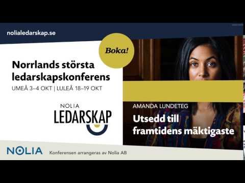 Nolia Ledarskap Luleå och Umeå