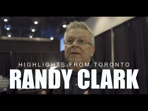 RANDY CLARK  HIGHLIGHTS IN THE TORONTO BLESSING