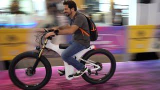 Bici elettrica con doppio motore da 1200 W