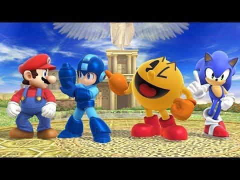 30 Minute Gameplay Demo - Super Smash Bros. - IGN Live: E3 2014 - ignentertainment
