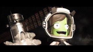 Kerbal Space Program 2 (bande annonce)