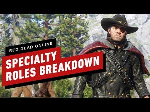 Red Dead Online: How Specialty Roles Work In Frontier Pursuits - UCKy1dAqELo0zrOtPkf0eTMw