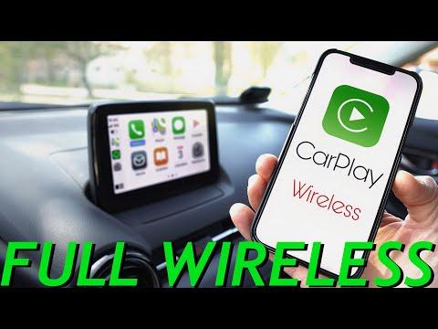 Apple CarPlay Wireless Su Tutte le Auto  …