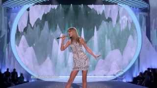 I Knew You Were Trouble Live Victoria's Secret 2013/2014
