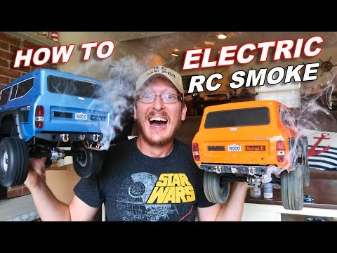 How To Make Electric RC Smoke EASY & CHEAP - TheRcSaylors - UCYWhRC3xtD_acDIZdr53huA