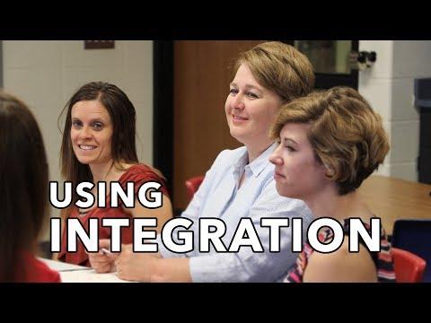Video Using Integration to Better Serve Schools