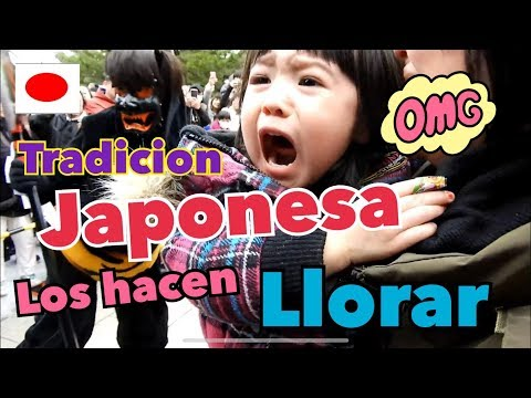 Festividad Japonesa que hace llorar a los niños+videoblogjapon