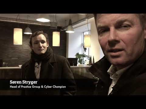 Cyber Champion  |  Søren Stryger  |  Debrief  |  Short Doc
