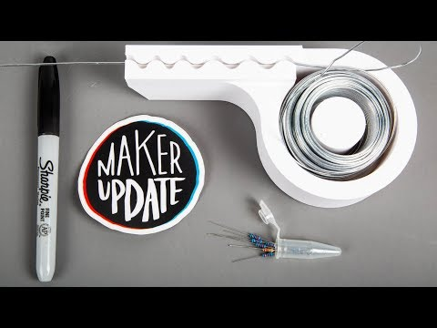 Maker Update: When in Dome - UChtY6O8Ahw2cz05PS2GhUbg