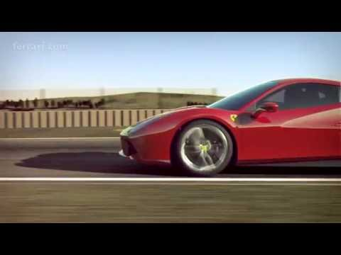 Ferrari 488 GTB - Vehicle Dynamics