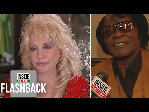 James Brown, Dolly Parton Are Just Some Icons Who Have Spoken to Inside Edition