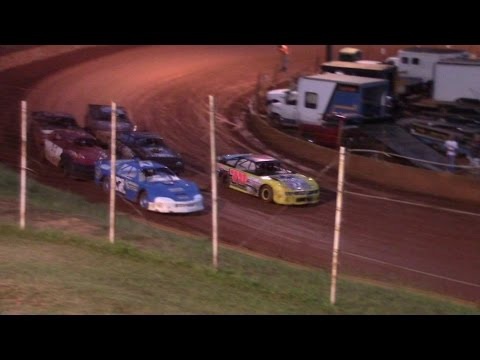 Winder Barrow Speedway Modified Street 9/17/16 - dirt track racing video image
