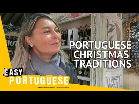 Portuguese Christmas Traditions | Easy Portuguese 2 photo