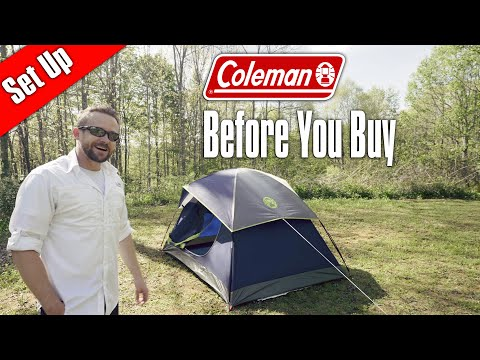 Before You Buy -  Coleman Sundome 2 Tent - Best Selling Tent on Amazon Part 2