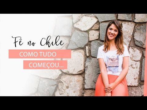 Por que eu vim morar no Chile - Ep.1 | #FêNoChile
