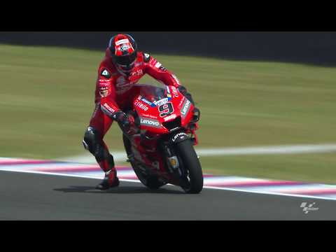 Mission Winnow Ducati talk about the Argentina Grand Prix