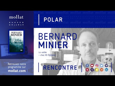 Vidéo de Bernard Minier
